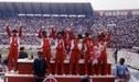 Se cumplen 30 años de la medalla de la Selección de voley de Perú en Seúl 88