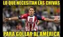 América vs Chivas: Memes sobre el 'Clásico Nacional de México' [FOTOS]