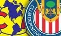 América vs Chivas EN VIVO: pronósticos, casas de apuestas y cuotas del Clásico Nacional de Liga MX | HORARIO Y  TV