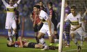 Lisandro Magallán marca el 1-0 con un cabezazo para Boca Juniors en la Superliga Argentina [VIDEO]