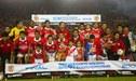 Presidente de Cienciano recuperó el trofeo de la Copa Sudamerica