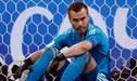 Akinféev anunció su retiro de la selección rusa, antes de medirse al Real Madrid