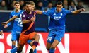 Manchester City venció 2-1 a Hoffenheim y revive sus esperanzas en la Champions League