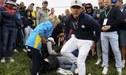 Golf: Mujer pierde la vista en la Ryder Cup luego de que le pegó una pelota en el ojo [VIDEO]