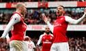 Arsenal 1-0 Qarabag EN VIVO: 'Gunners' se hacen respetar [EUROPA LEAGUE]