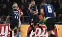 Inter de Milán venció 2-1 al PSV por la Champions League [RESUMEN Y GOLES]