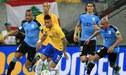 Uruguay y Brasil se enfrentarán en Londres la próxima fecha FIFA