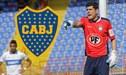 Copa Libertadores: Carlos Lampe festejó la clasificación de Boca Juniors