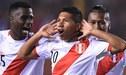 Selección Peruana: conoce el itinerario que tendrá la 'Bicolor' en Estados Unidos para los amistosos