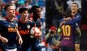 Barcelona vs Valencia EN VIVO ONLINE: fecha, hora y canal por la jornada 8 de la Liga Santander