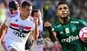 Palmeiras venció por 2-0 de visita a Sao Paulo y sigue puntero en el Brasileirao [VIDEO GOLES]