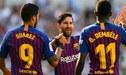 Barcelona y su insólita estadística que busca mantener hoy ante Valencia