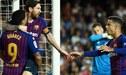 Golazo de Lionel Messi para marcar el 1-1 transitorio por la Liga Santander [VIDEO]