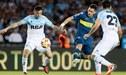 Boca Juniors empató 2-2 con Racing por la fecha 7 de la Súperliga Argentina [RESUMEN Y GOLES]