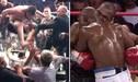 UFC 229: Mike Tyson dice que las escenas del McGregor vs Khabib superan al escándalo de la oreja de Holyfield