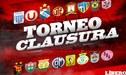 Torneo Clausura 2018: así se mueve EN VIVO la tabla de posiciones con los partidos pendientes