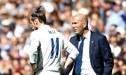 Gareth Bale señalado como culpable de marcha de Zinedine Zidane [VIDEO]