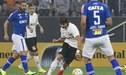 Corinthians vs Cruzeiro EN VIVO ONLINE partidazo por la ida de la final de la Copa de Brasil