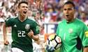 México vs Costa RICA EN VIVO: chocan en amistoso internacional por fecha FIFA 2018