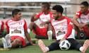 Selección peruana cumplió su quinto día de entrenamiento en Miami [Fotos y Videos]