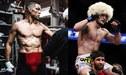 """UFC: Nate Diaz desafía a Khabib Nurmagomedov: """"Voy a pelear con él cuando esté listo"""""""
