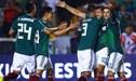 México venció 3-2 a Costa Rica tras iniciar perdiendo en amistoso [RESUMEN Y GOLES]