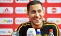 """Eden Hazard: """"Soy el mejor futbolista del mundo"""""""