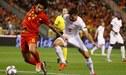 Bélgica se impuso 2-1 a Suiza con doblete de Lukaku por la Liga de Naciones [RESUMEN Y GOLES]