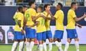 Con dos asistencias de Neymar, Brasil derrotó 2-0 a Arabia Saudita en partido amistoso por fecha FIFA [RESUMEN Y GOLES]