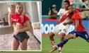 Conejita Playboy destrozó a Perú y a su selección e invitó a Rueda a renunciar