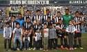 Alianza Lima: Matute luce en perfecto estado luego de suspensión [VIDEO]