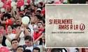 Universitario vs Unión Comercio: Cremas piden buen comportamiento a hinchas [FOTOS Y VIDEO]