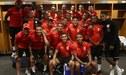 La postal goleadora de la Selección Peruana, tras el partido ante Chile