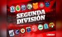Segunda División: Resultados y tabla de posiciones de la fecha 28 [TORNEO ASCENSO]
