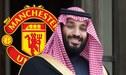 Alistan 4,5 mil millones de euros para comprar al Manchester United