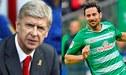 """Claudio Pizarro y los halagos de Arsene Wenger """"tiene una gran inteligencia de juego"""""""