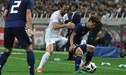Uruguay 3-4 Japón: con Edinson Cavani, 'Charrúas' perdieron en amistoso internacional