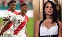 Becky G no podía dormir y se entretuvo viendo gol de seleccionado peruano [VIDEO]
