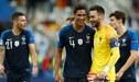 Francia venció 2-1 a Alemania, sumó 15 partidos invicto y de paso dejó a los 'teutones' al borde del descenso