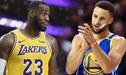 NBA EN VIVO: Programación de la primera fecha con LeBron James y Stephen Curry [GUÍA TV]