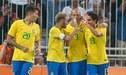 Neymar cerca de llegar a los 60 goles con camiseta de Brasil