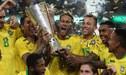 """Neymar: """"Hace diez años jugaba por una bebida"""""""
