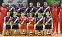 Perú vs Chile EN VIVO: primer set del 'Clásico del Pacífico' en Sudamericano Sub 20 de Vóley