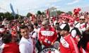 FIFA le dedica el día al hincha peruano por su aliento en el Mundial Rusia 2018