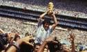 Diego Armando Maradona nació un día como hoy hace 42 años [VIDEO]