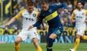 Boca Juniors y Rosario Central empataron 0-0 por la novena jornada de la Superliga Argentina [RESUMEN]