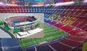 Barcelona presenta las increíbles imágenes de lo que será el remodelado 'Camp Nou' [VIDEO]