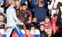 Ayudante de Maurizio Sarri celebró gol en la cara de José Mourinho y su reacción es imperdible [VIDEO]