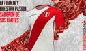 Marathon se pronuncia respecto a las camisetas de la selección peruana