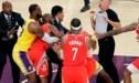 Chris Paul punzó los ojos de Rajon Rondo y desató conato de bronca en partido de la NBA [VIDEO]